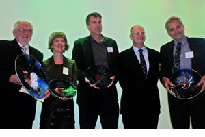 Clean Technology Awards winners
