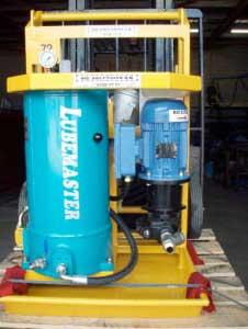 Custom Designed Lubemaster Oil Cleaning Equipment