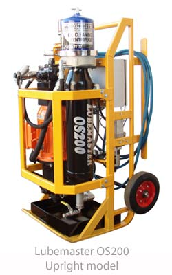 Lubemaster OS200 Oil Cleaning Equipment