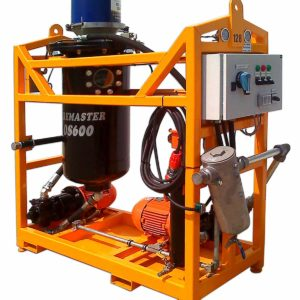 Lubemaster OS600 Centrifugal Oil Filtration Unit Mill model