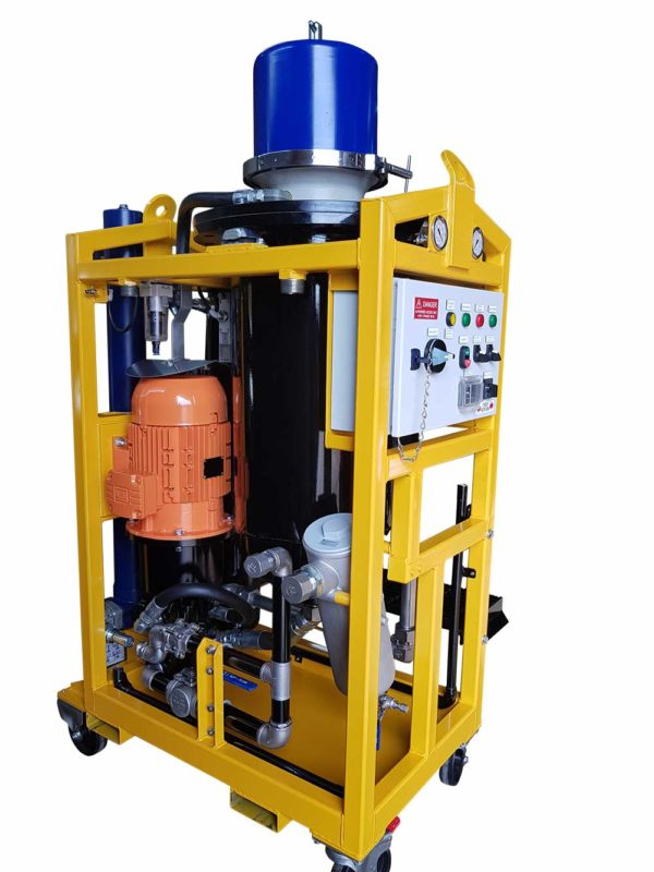 Lubemaster OS600 Turbine Unit