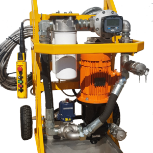 Lubemaster Transformer Oil Transfer Unit